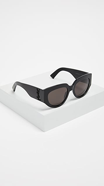 Saint Laurent SL M26 Rope Sunglasses