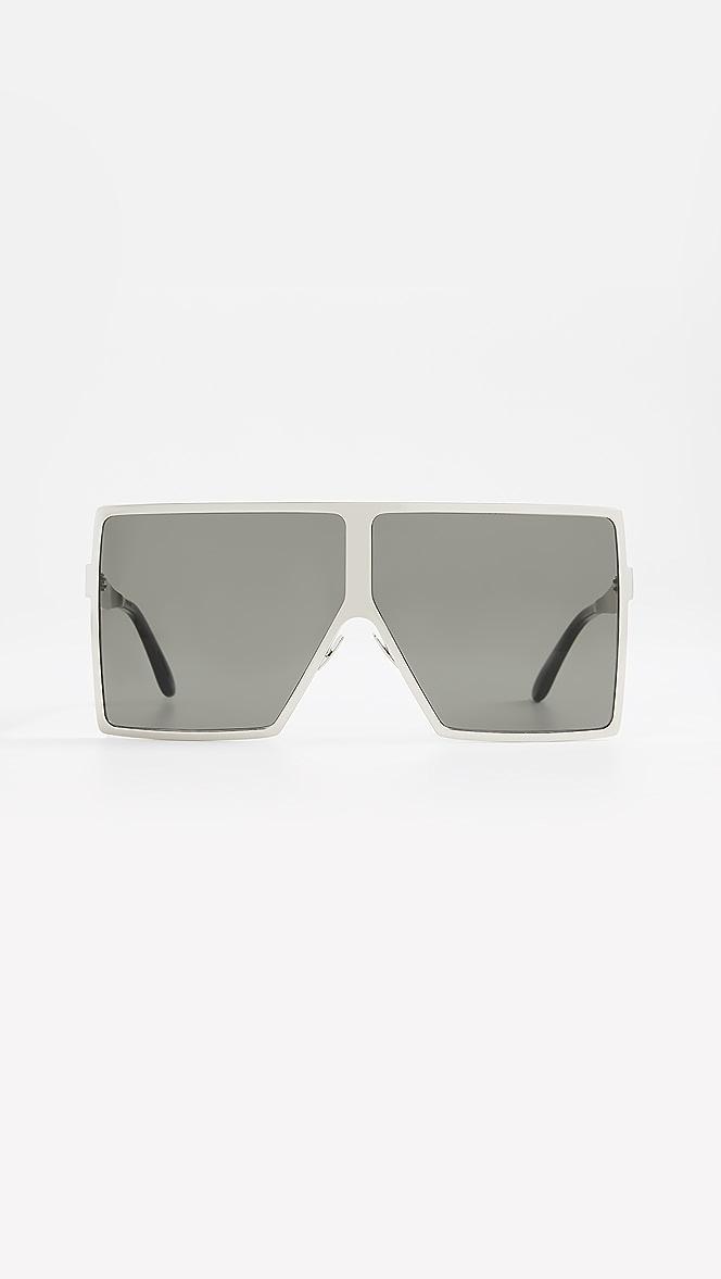 e55c9afa3fd Saint Laurent SL 182 Metal Betty Sunglasses