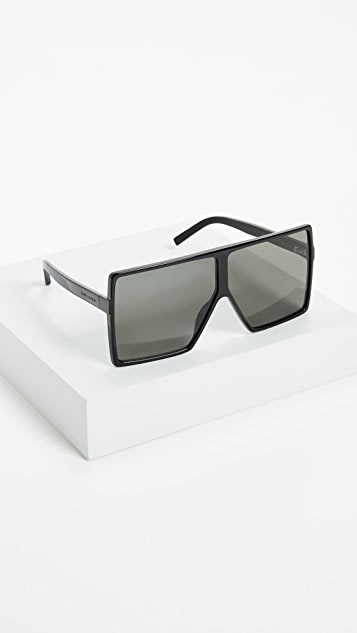 Saint Laurent SL 183 Betty Sunglasses