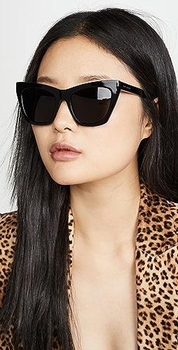 Saint Laurent - Kate Cat Eye Sunglasses