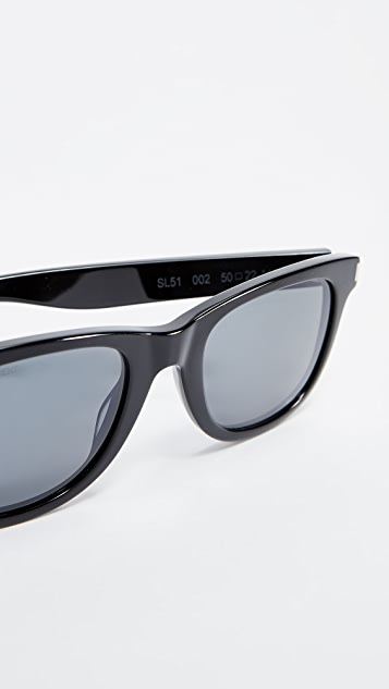 Saint Laurent SL 51 Classic Sunglasses