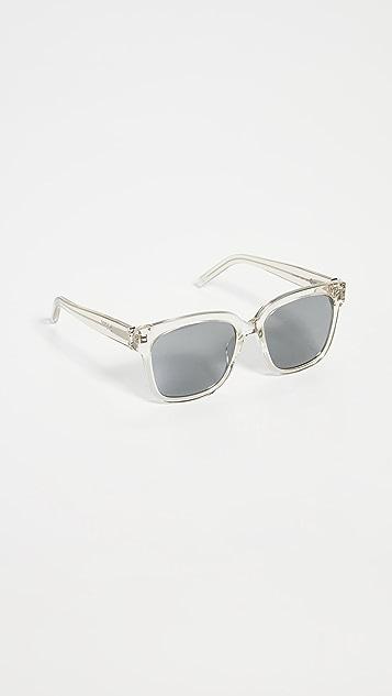 Saint Laurent New Pilot Sunglasses