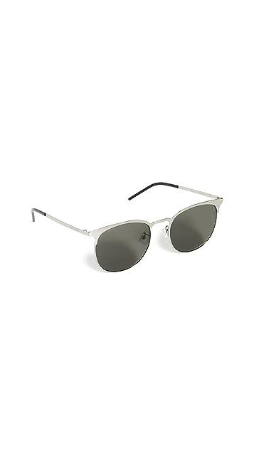 Saint Laurent SL350 Slim Sunglasses