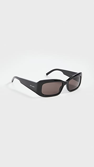 Saint Laurent SL 418 Rectangular Sunglasses