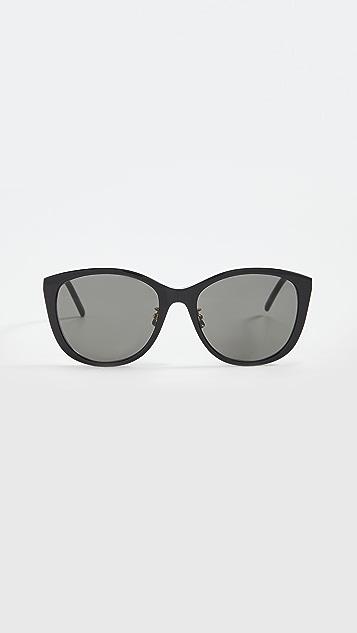 Saint Laurent SL M71/K Feminine 猫眼太阳镜