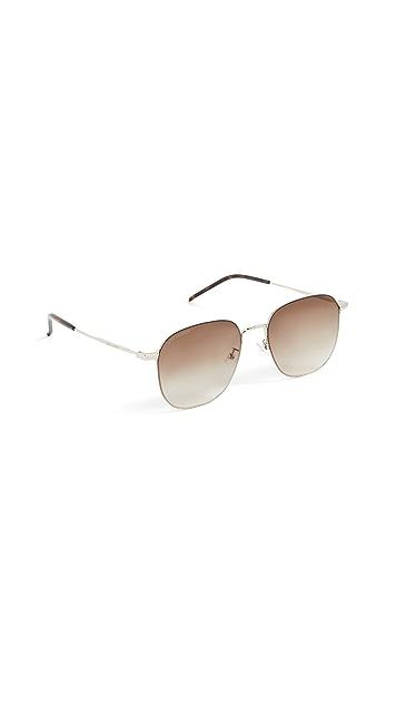 Saint Laurent SL 388/K Wire Sunglasses