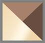 Gold/Gradient Brown