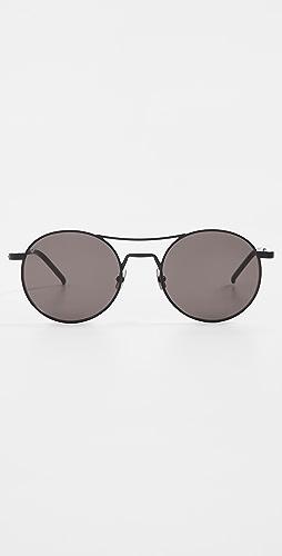 Saint Laurent - SL 421 Aviator Sunglasses