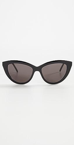 Saint Laurent - Cat Eye Sunglasses