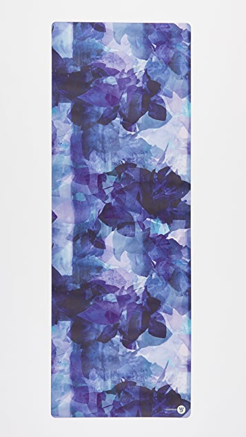 Yellow Willow Yoga Violet Yoga Mat