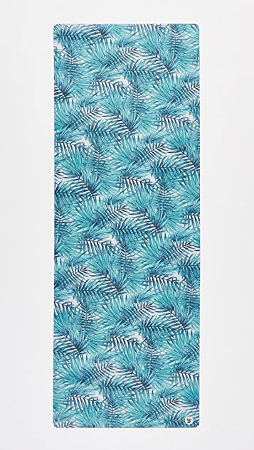 Yellow Willow Yoga Frond Yoga Mat