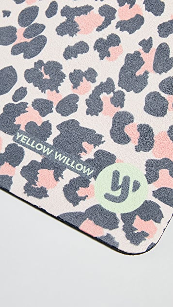 Yellow Willow Yoga Classic Yoga Mat
