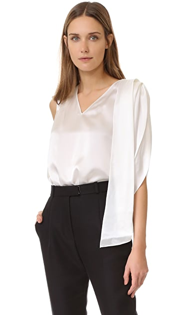 Zac Posen Sleeveless Blouse