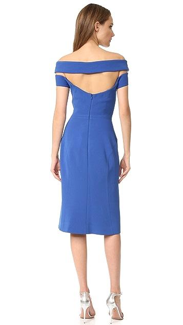Zac Posen Off the Shoulder Dress