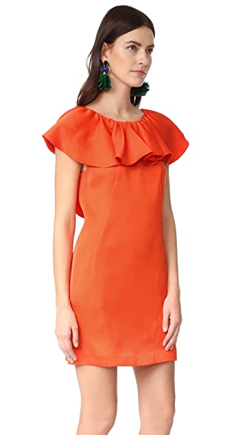 Zac Posen ZAC Zac Posen Dottie Dress