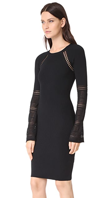 Zac Posen ZAC Zac Posen Jill Sweater Dress