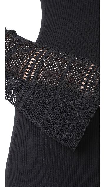 Zac Posen ZAC Zac Posen Jill Sweater Dress