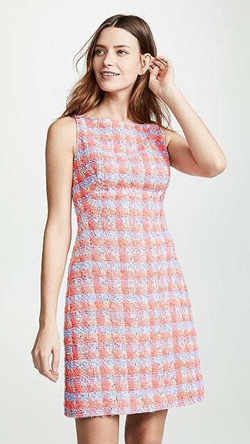 Zac Posen Tweed Dress