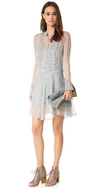 Zadig & Voltaire Romia Printed Dress