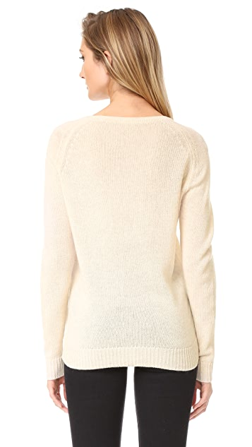 Zadig & Voltaire Baily Bis Cashmere Sweater