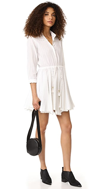 Zadig & Voltaire Ranil Long Sleeve Dress