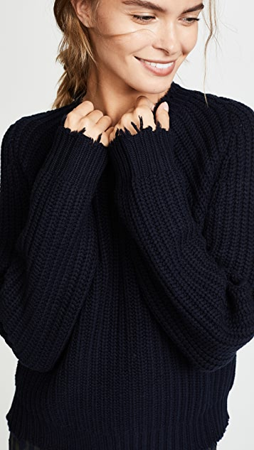 Zadig & Voltaire Kary Chunky Sweater