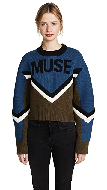 Zadig & Voltaire Muse Runway Pullover
