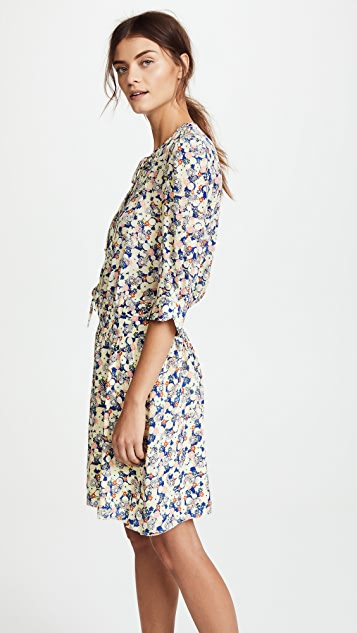Zadig & Voltaire Remus Flower Dress