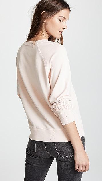 Zadig & Voltaire Upper Print Sweatshirt