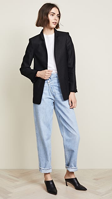 Zadig & Voltaire Volly Stripes Blazer