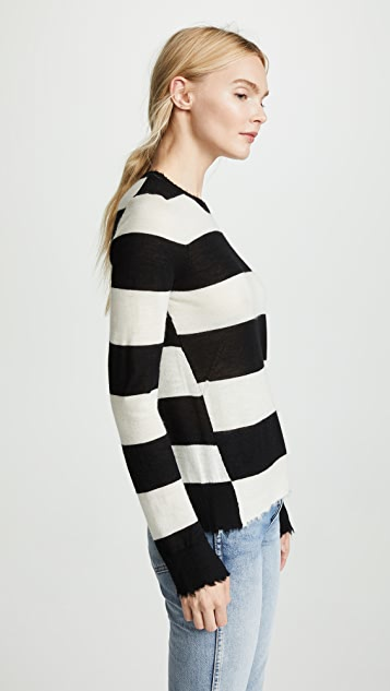 Zadig & Voltaire Source Stripe Sweater