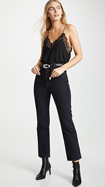 Zadig & Voltaire Christy Lace Cami