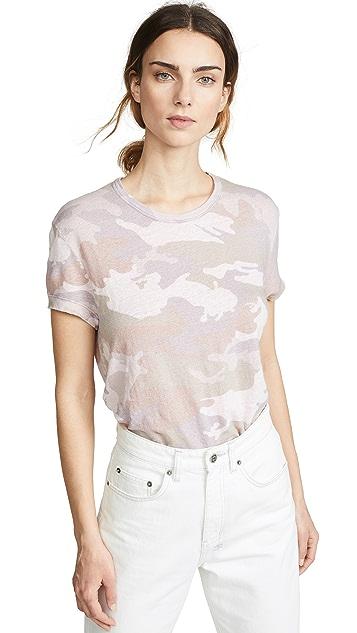 369f5f880794 ... Zadig   Voltaire Walk Linen Camo T-Shirt