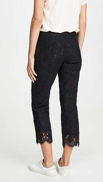 Zadig & Voltaire Posh Lace Pants