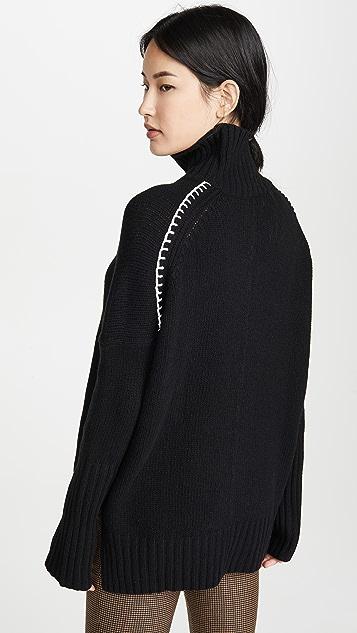 Zadig & Voltaire Alma JNSQ Sweater