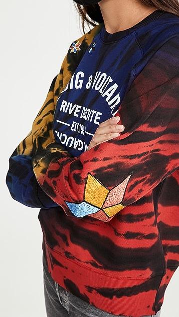 Zadig & Voltaire Upper Blason Sweatshirt