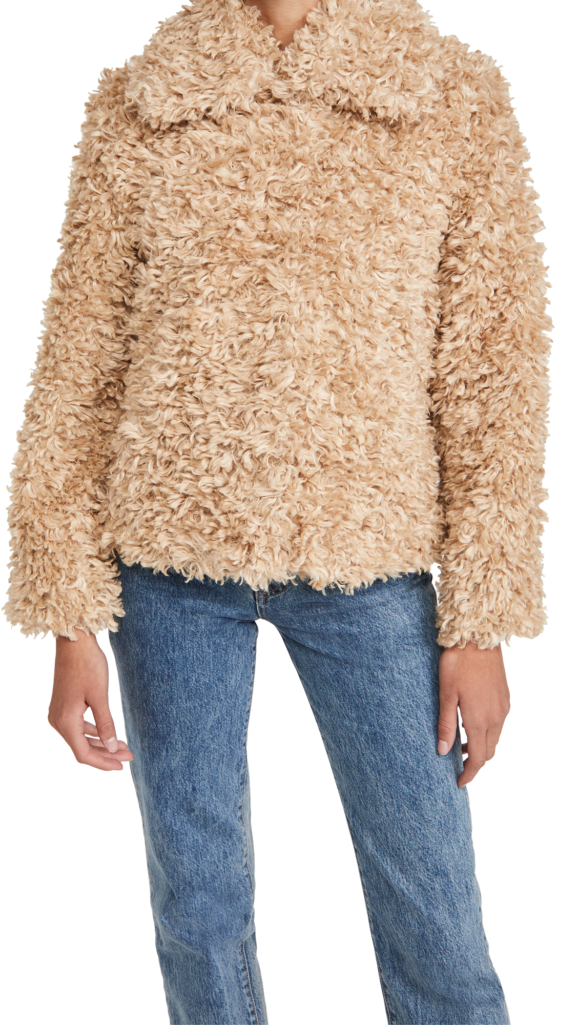 Zadig & Voltaire Fun Curly Jacket