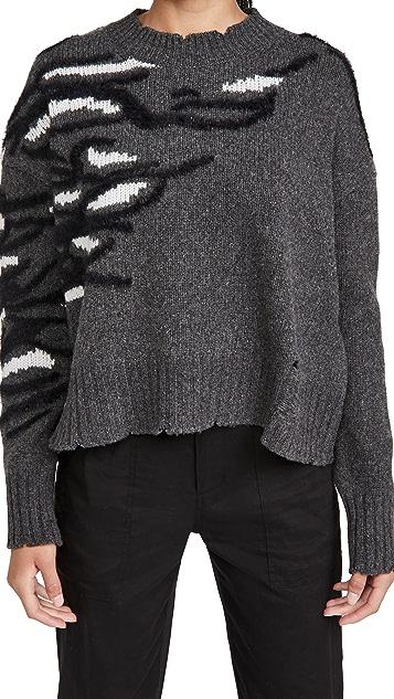 Zadig & Voltaire Starry 毛衣