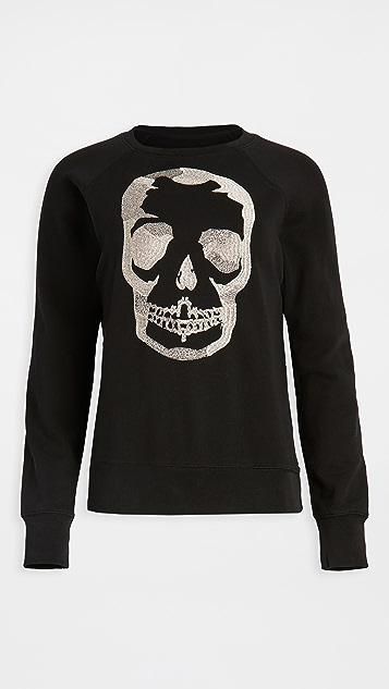 Zadig & Voltaire Upper Brode Sweatshirt