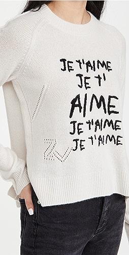 Zadig & Voltaire - Lili Cashmere Sweater