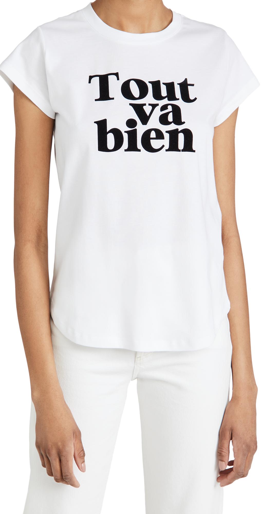 Zadig & Voltaire Woop Tout Va Bien T-Shirt