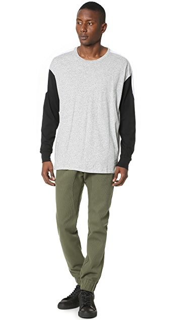 Zanerobe Mech Rugger Long Sleeve Tee