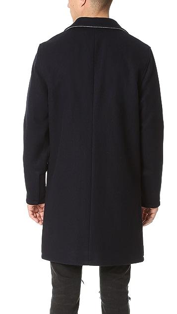 Zanerobe Kaplan Melton Coat