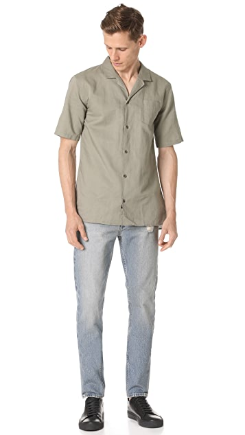 Zanerobe Camper Box Short Sleeve Shirt