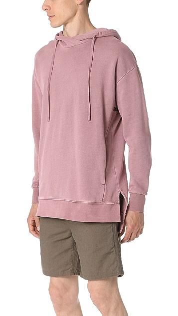 Zanerobe Rugger Hooded Sweatshirt
