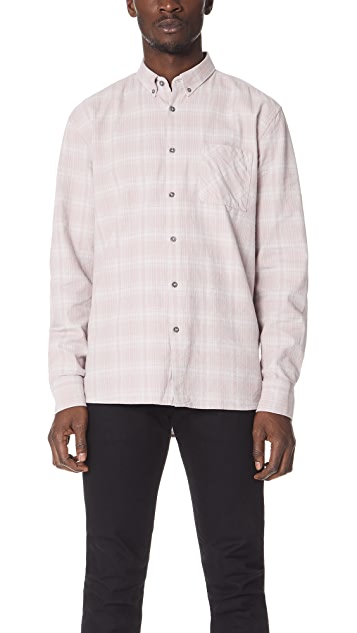 Zanerobe Flannel Long Sleeve Shirt