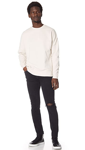 Zanerobe Rugger Crew Sweatshirt