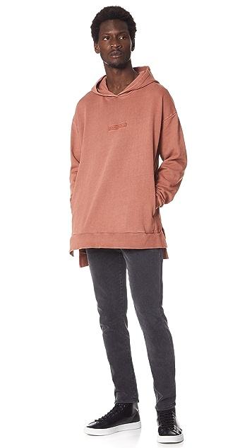 Zanerobe TM Rugger Hood Sweatshirt