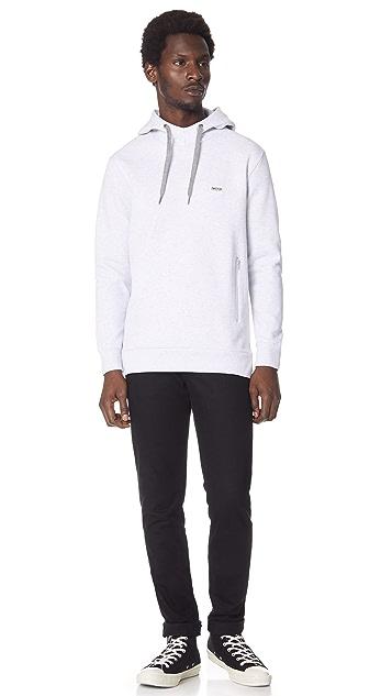 Zanerobe Hood Sweatshirt