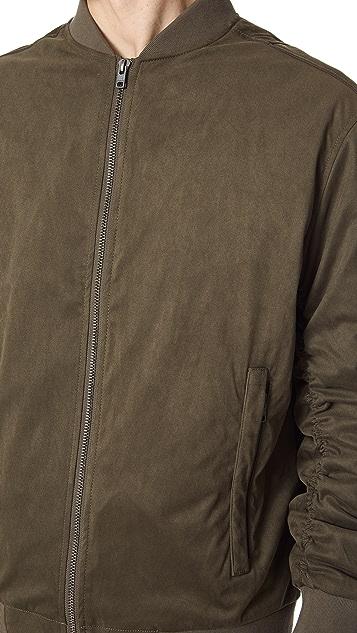 Zanerobe Cush Bomber Jacket